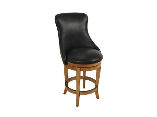Unique Lorts custom-designed counter stool