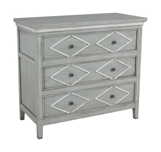 Lorts 4312 chest in blue and silverleaf