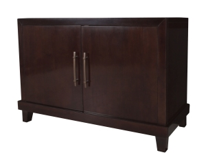 272 Buffet customized into a two door chest.