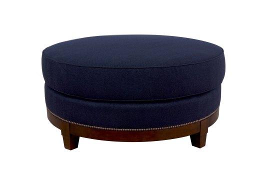 879 Round Ottoman