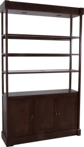 "1335op Wall Unit in ""Walnut"""