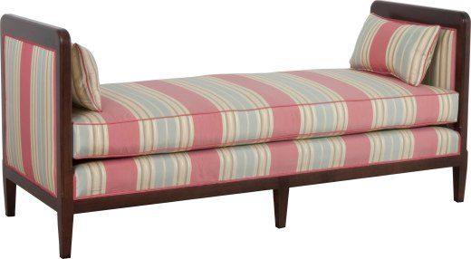 """883 Bench in """"Old World"""" finish and COM"""