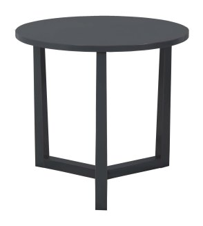 "3309 Lamp Table in ""Steel"""