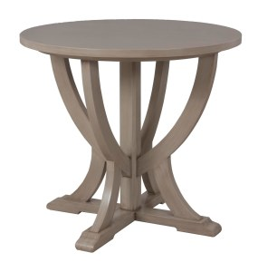 "3317 Lamp Table in ""Oyster"""