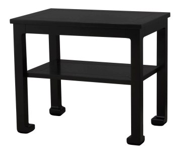 "3773 Lamp Table in ""Coal"""