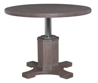"8623 Hi/Lo Cocktail Table in ""Greystone""  (Shown in the fully raised position)"