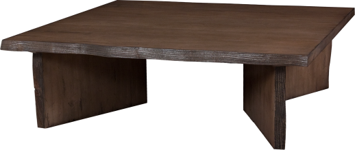 "Custom 3127 Cocktail Table in ""Latte"""