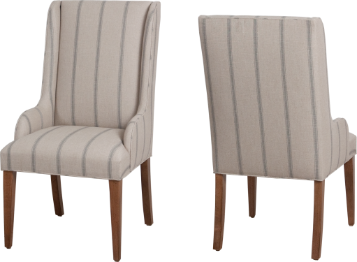 "7904 Arm Chair in ""Buckskin"" and COM"
