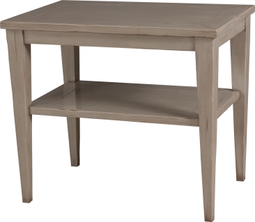3673 Lamp Table in Oyster