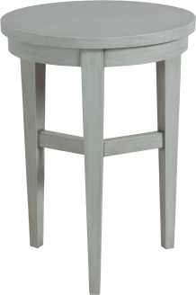3683 Side Table in Powder Blue