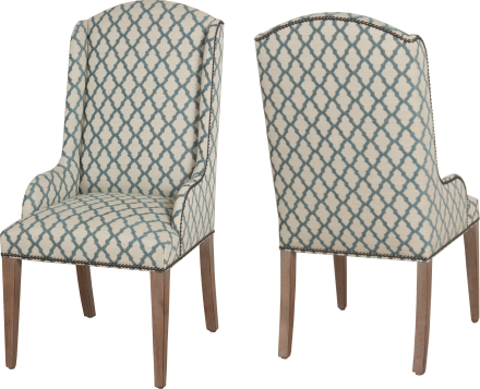 7900 Arm Chair in Greystone and COM