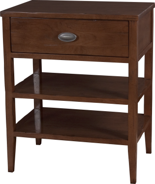4281 Nightstand in Chestnut