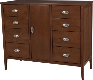 4291 Dresser in Chestnut