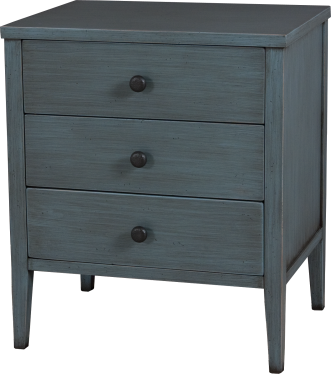 Custom Nightstand in a Sherwin-Williams® color