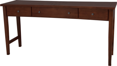Custom 332 Console Table in Fruitwood