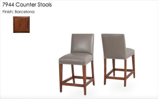 Lorts 7944 Counter Stools finished in Barcelona